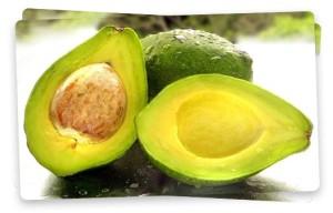 авокадо для кожи лица